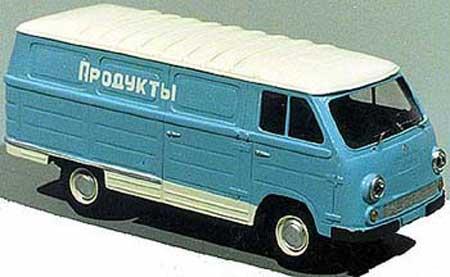Автомобиль ЕрАЗ–3218
