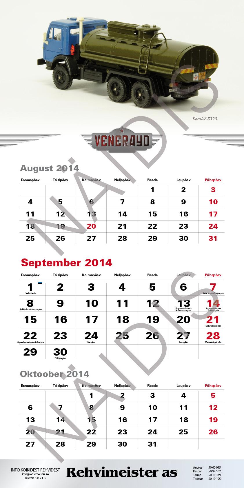 Veneraud_kalender_201410