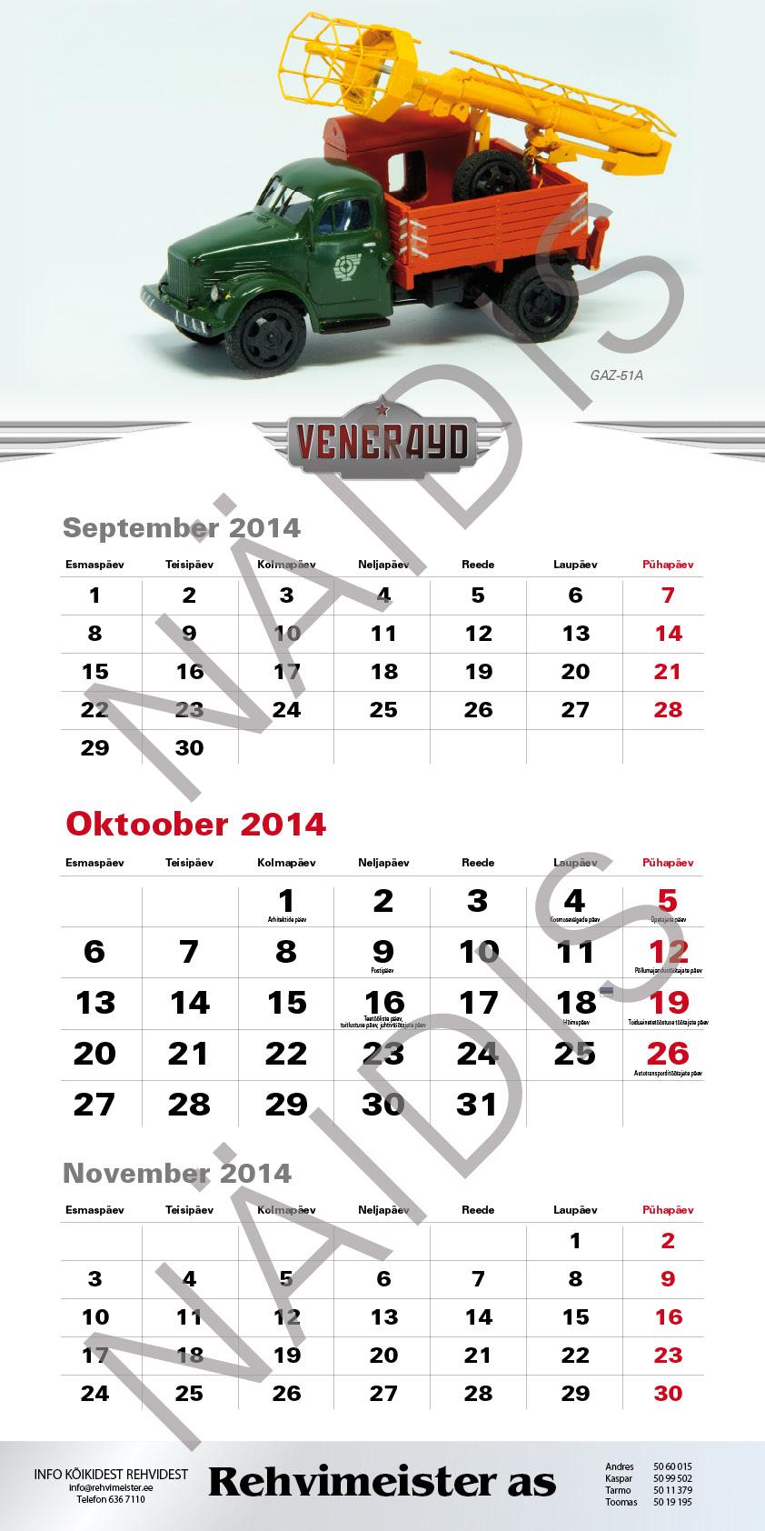 Veneraud_kalender_201411