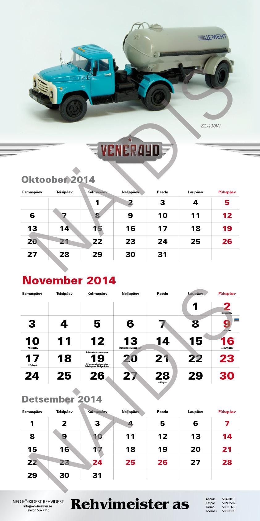Veneraud_kalender_201412