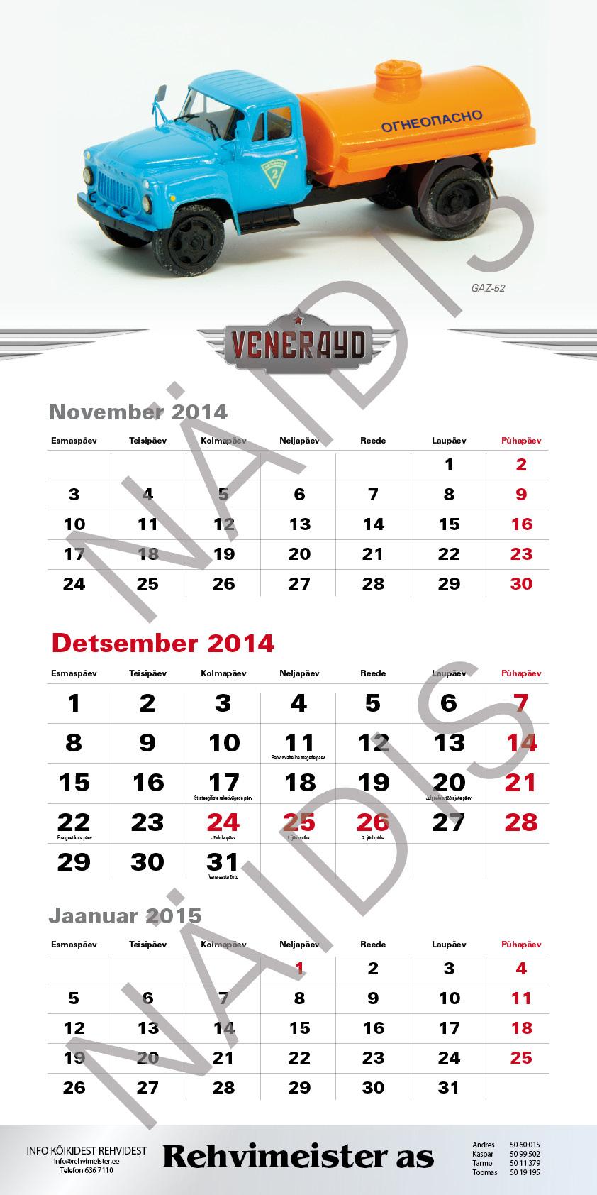 Veneraud_kalender_201413