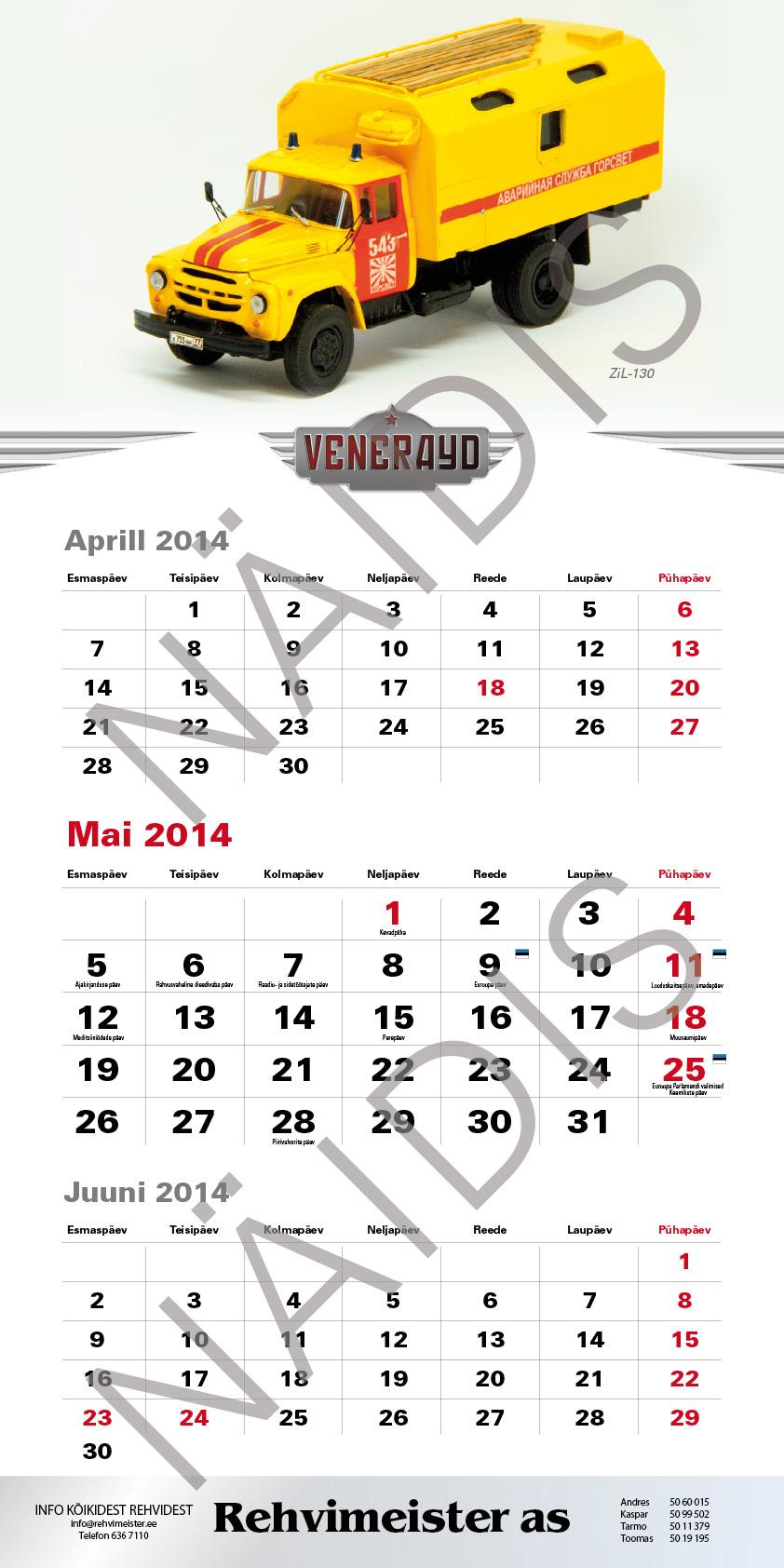 Veneraud_kalender_20146