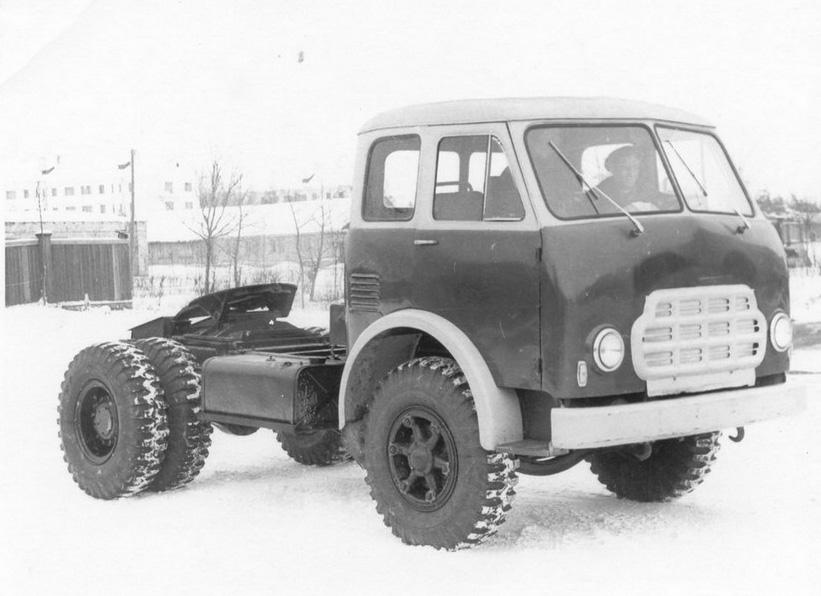 MAZ504_1962year_1